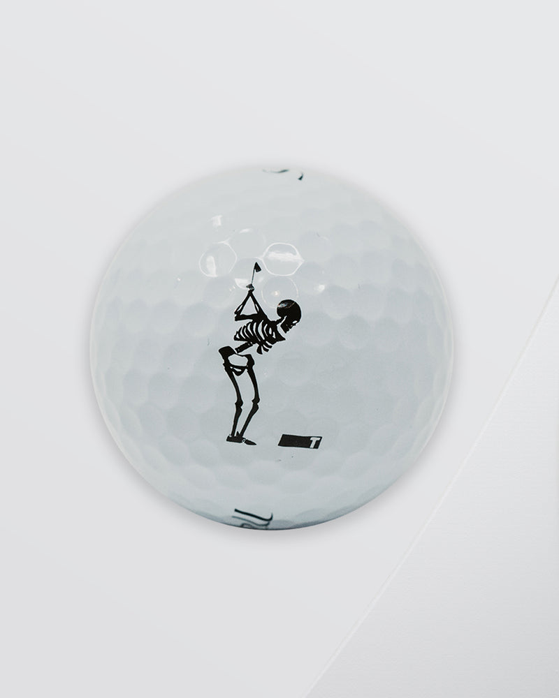 TRUE x Snell Golf Ball - Dead Golfer