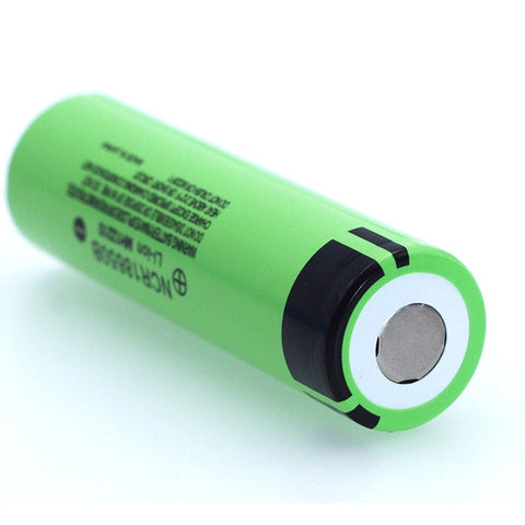 Image of Batterie Rechargeable au Lithium originale NCR18650B 3.7 v 3400 mah 18650