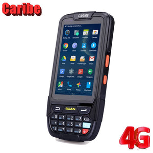 Scanner de codes à barres pda PL 40L grand écran 1d bluetooth android
