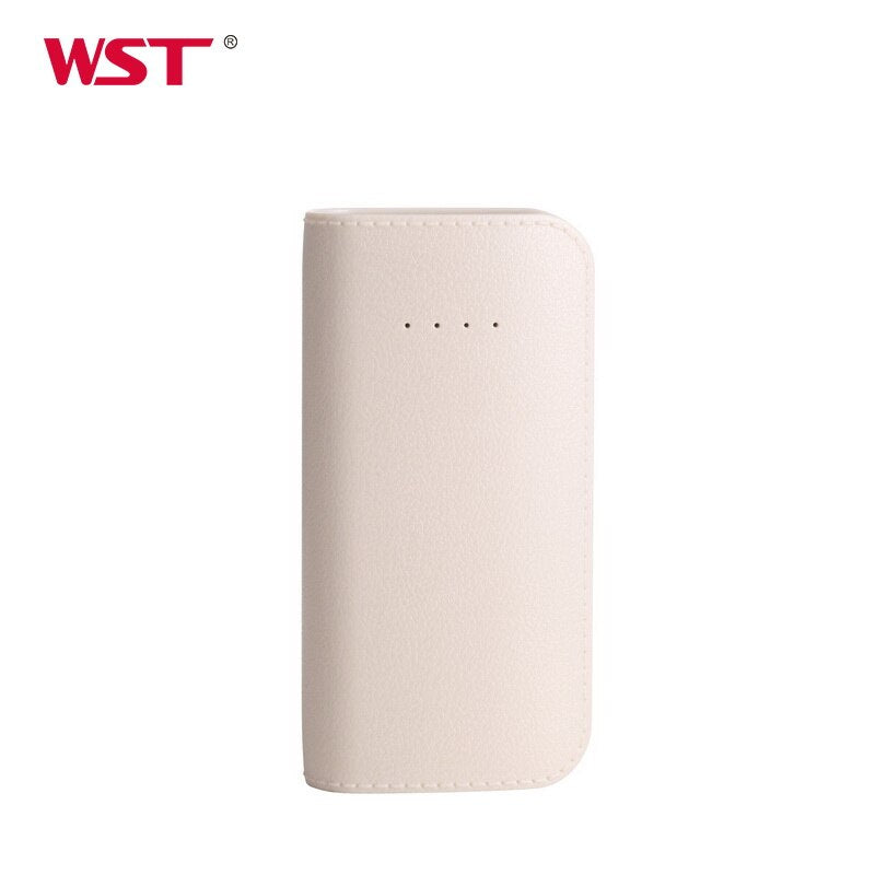Batterie externe 5200 mAh Portable USB batterie externe pour Xiaomi/iPhone/Huawei avec câble de charge batterie