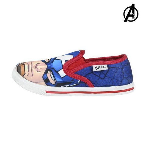 Image of Chaussures casual enfant The Avengers 73612 Bleu