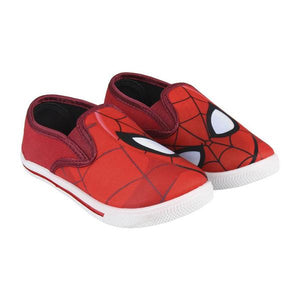 Chaussures casual enfant Spiderman 73614 Rouge
