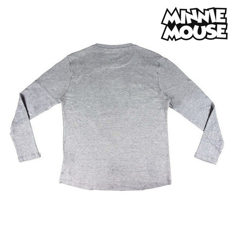 Pyjama Minnie Mouse 74845 Rouge (2 pcs) Gris