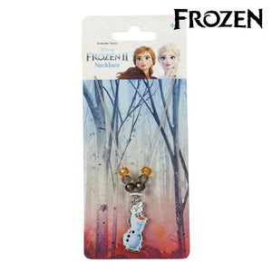 Collier Fille Olaf Frozen 73829