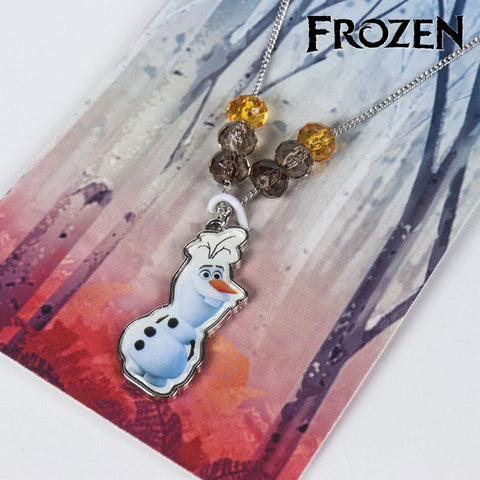 Image of Collier Fille Olaf Frozen 73829