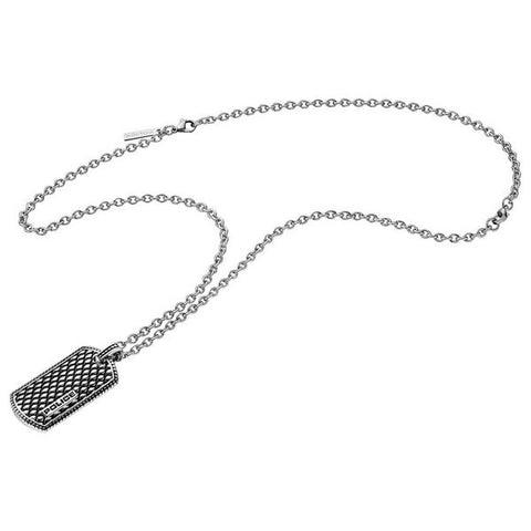 Image of Pendentif Homme Police S14AIE0 (70 cm)