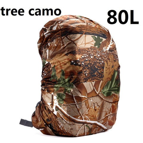 Image of Protection imperméable de sac à dos couverture Camouflage