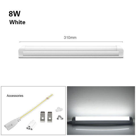Image of T8 LED Tube 220 V 8 W/12 W blanc/chaud 2835SMD haute luminosité