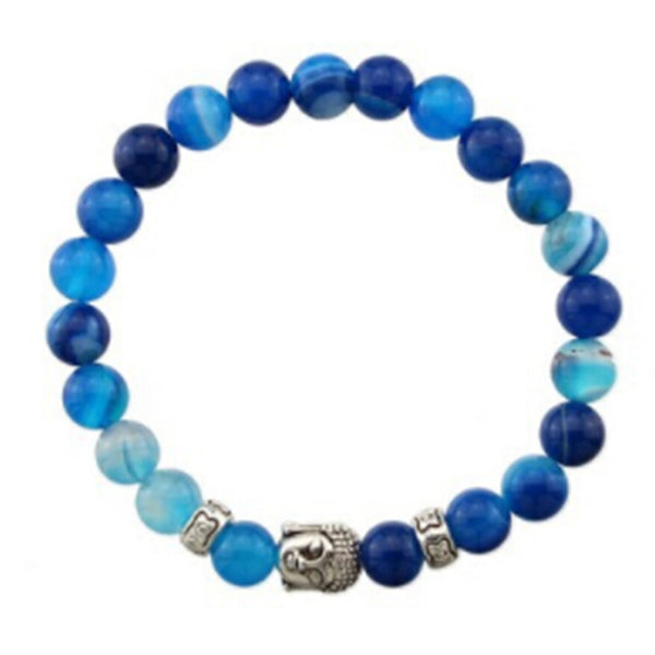 Buddha Armband in 9 Farbvariationen