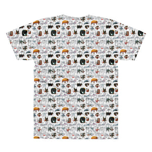 Digital Safari Unisex T-Shirt