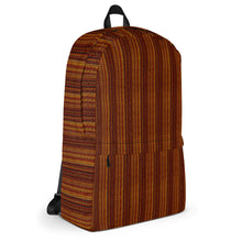 That 70s Striped Backpack