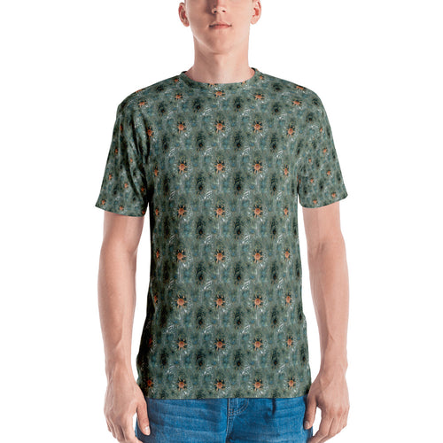 Power Flower Hour Men's T-Shirt