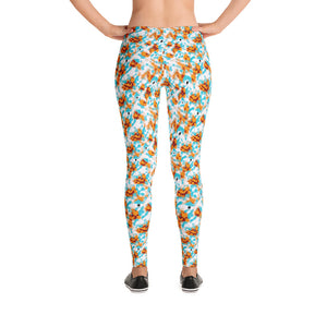 Krazy Koi Leggings