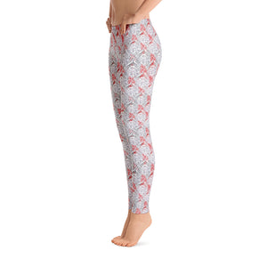Sweet Rose Leggings