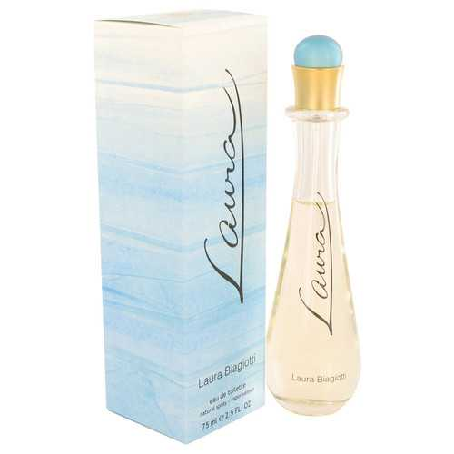 Laura by Laura Biagiotti Eau De Toilette Spray 2.5 oz (Women)