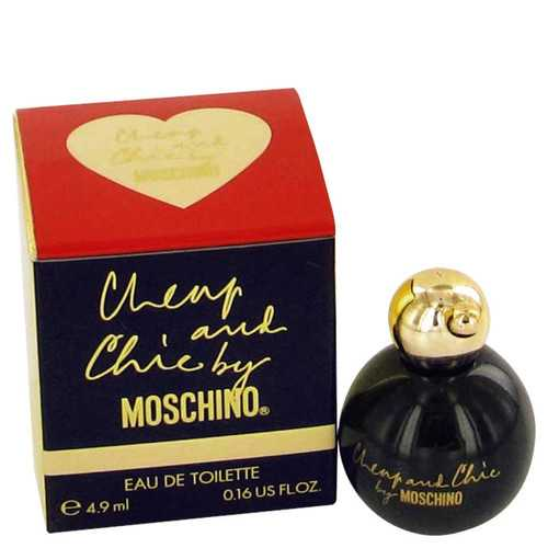 CHEAP & CHIC by Moschino Mini EDT .16 oz (Women)