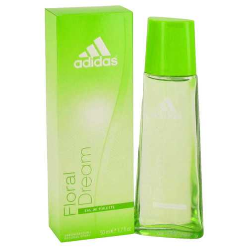 Adidas Floral Dream by Adidas Eau De Toilette Spray 1.7 oz (Women)