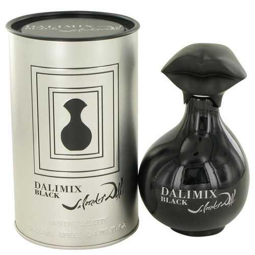 Dalimix Black by Salvador Dali Eau De Toilette Spray 3.4 oz (Women)