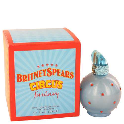 Circus Fantasy by Britney Spears Eau De Parfum Spray 1.7 oz (Women)