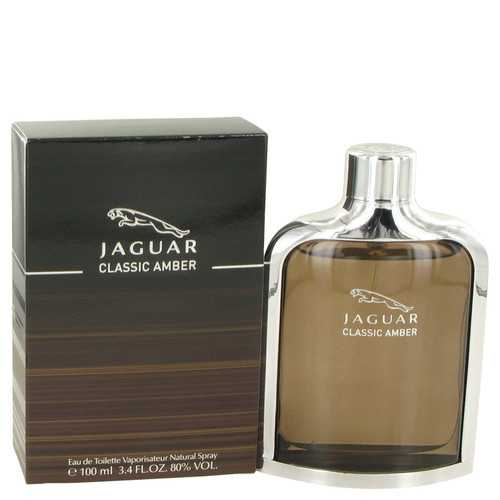 Jaguar Classic Amber by Jaguar Eau De Toilette Spray 3.4 oz (Men)