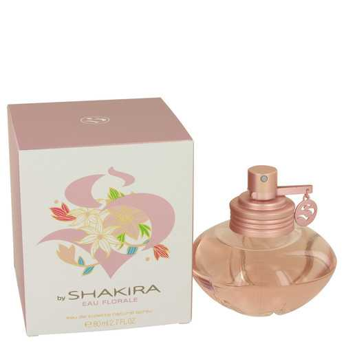 Shakira S Eau Florale by Shakira Eau De Toilette Spray 2.7 oz (Women)