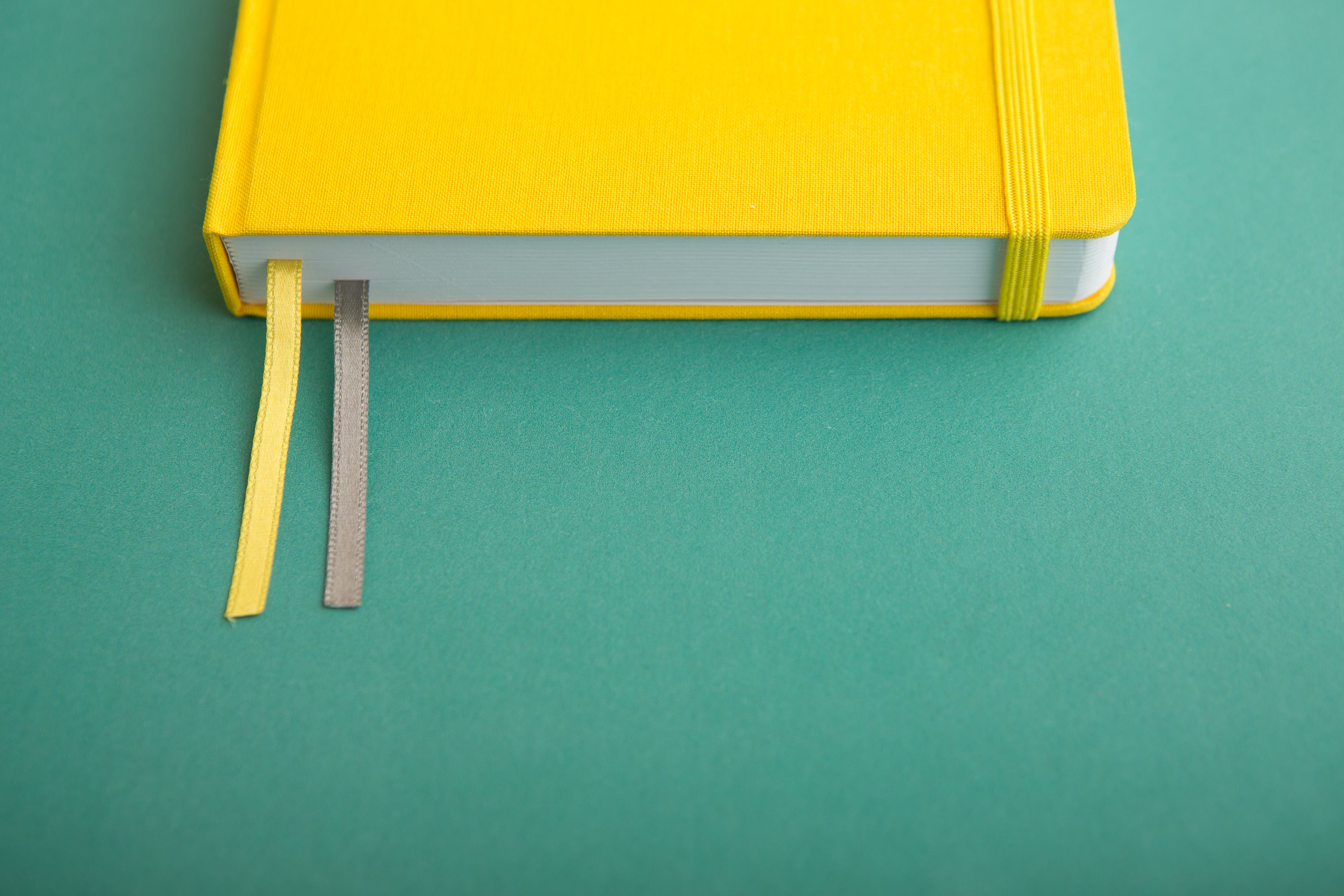 The Circle3 Goal Setting Journal {Yellow}