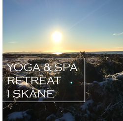 Yoga & Spa Nytårsretreat i Skåne d. 28.-30. januar, 2021 for 2 pers. i db.værelse - DEPOSITUM