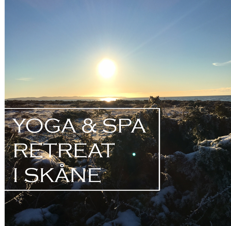 Yoga & Spa Nytårsretreat i Skåne d. 17.-19. januar, 2020 for 2 pers. i db.værelse - DEPOSITUM