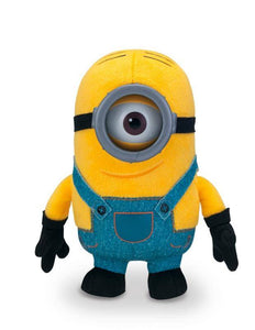 Jucarie din Plus Minioni Despicable Pirat One Eye