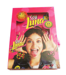 Jurnal Secret Cheita Copii Soy Luna Girl Laugh