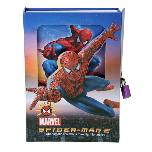 Jurnal Secret cu Cheita Copii Marvel Spiderman 2