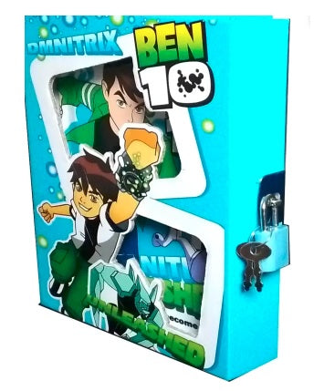 Jurnal Secret Cheita Copii Desene Animate Ben 10