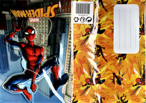 Felicitare din Carton 3D SPIDERMAN