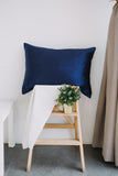 silkfairy silk pillowcase malaysia navy