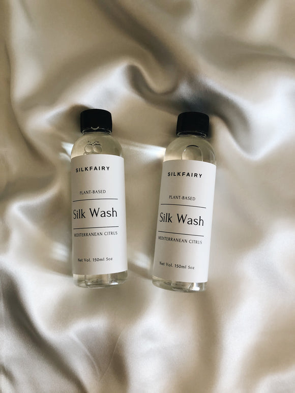 SilkFairy Plant-based Silk Wash