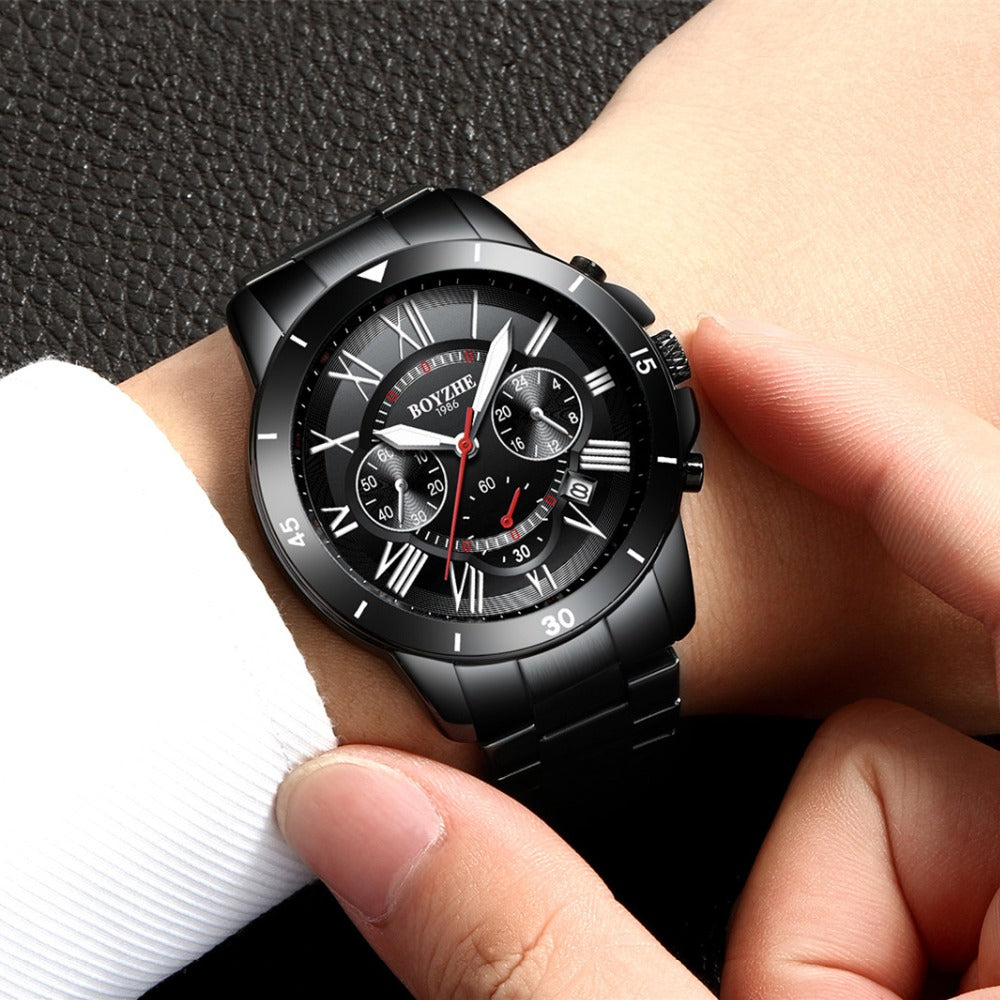 6ed08e778f3b ... Casual Luxury Watch for Gentleman brand BOYZHE Free Shipping. (Note   Delivery time varies ...