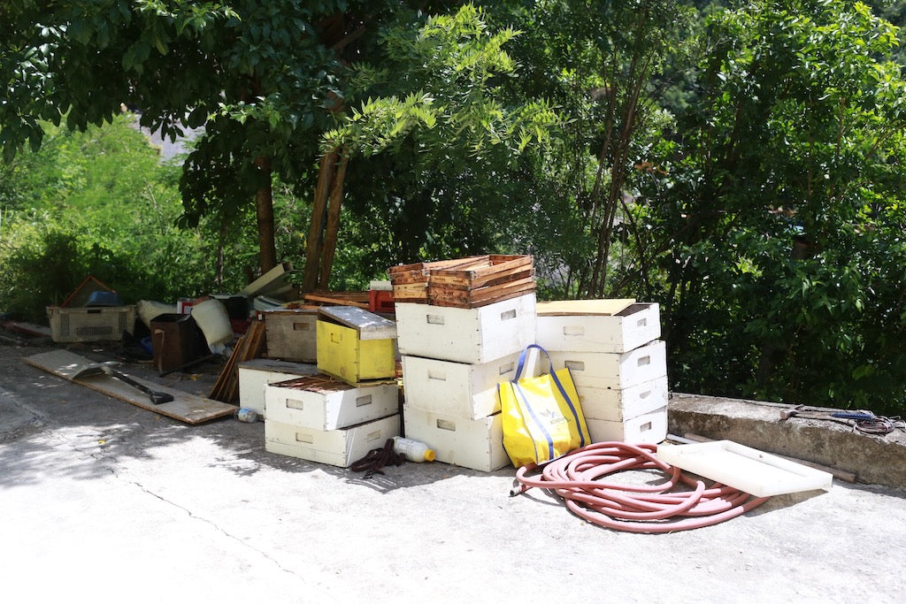 Photo of Isle de Nature Beehives in Dominica