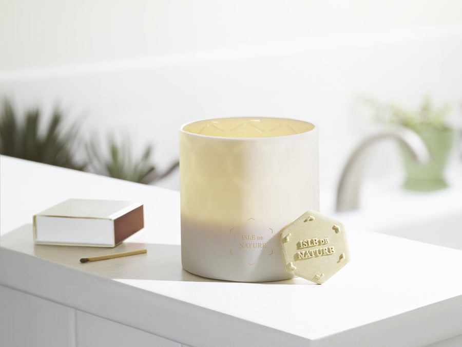 Pagua Bay Fragrance Luxury Beeswax Candle