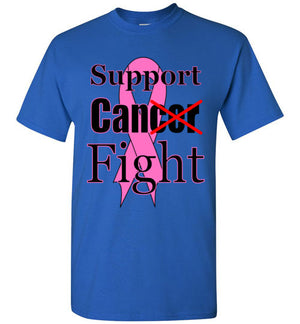 Fight Cancer Men Tee Shirt