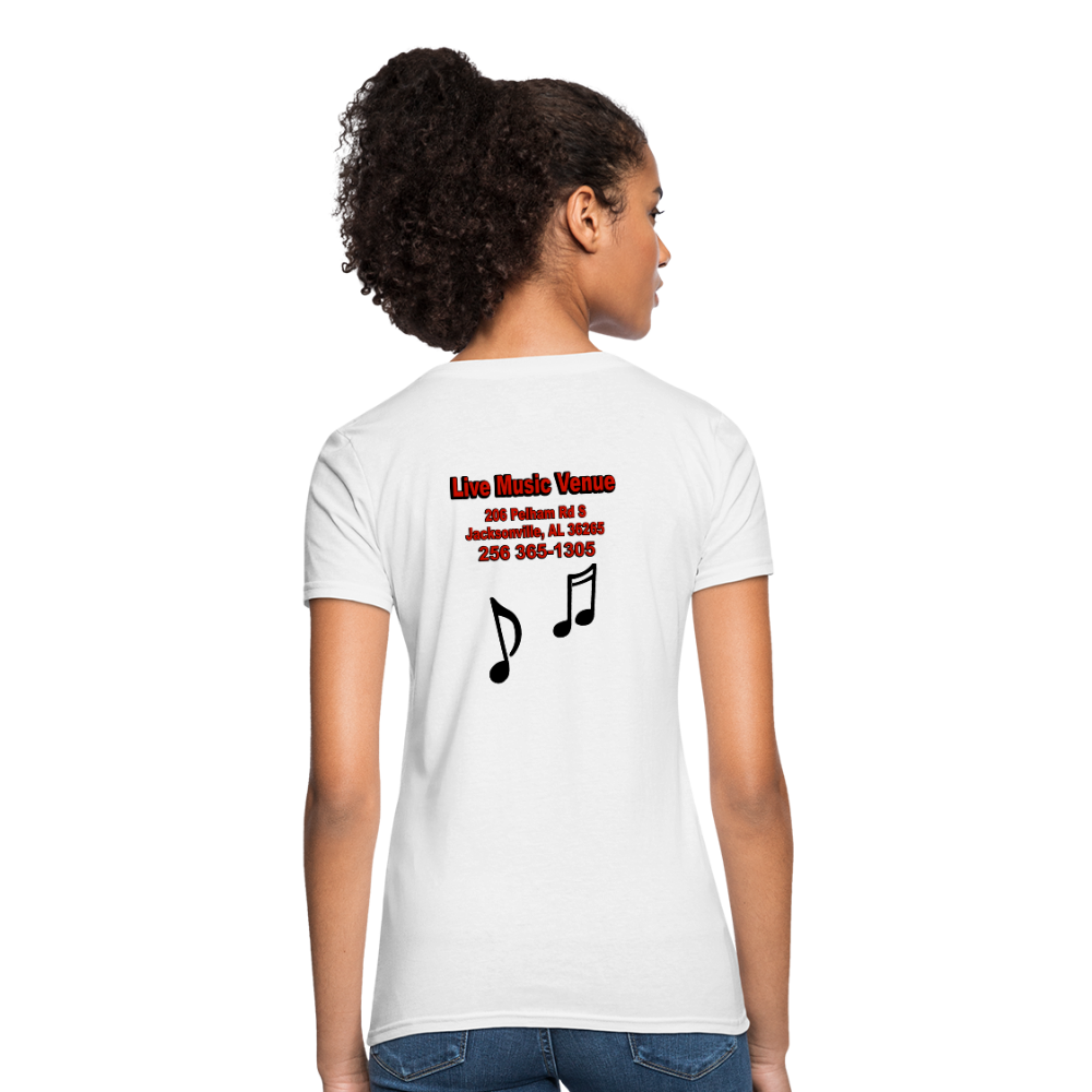 Brother's Women's T-Shirt - white