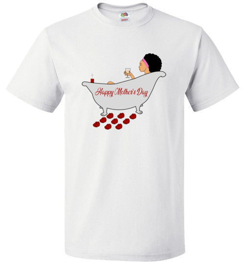 Happy Mother's Day Women Tee Shirt 4xl - 6xl