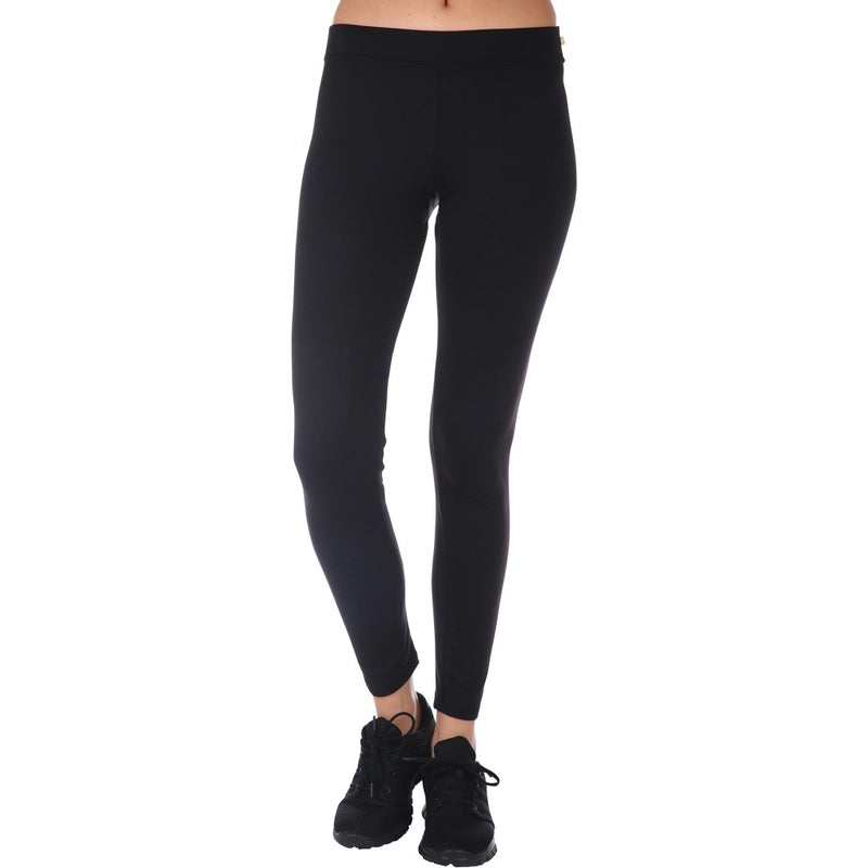 Fitness Ankle Tights Sort