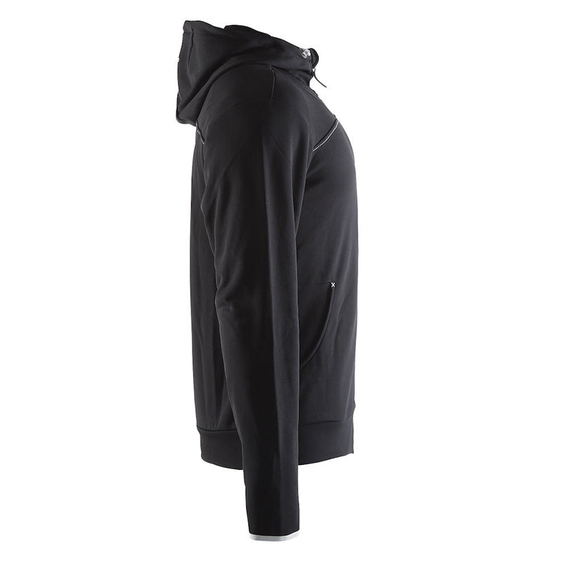 Leisure Full Zip Hood M Sort