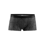Greatness Waistband Boxer W Sort/hvid