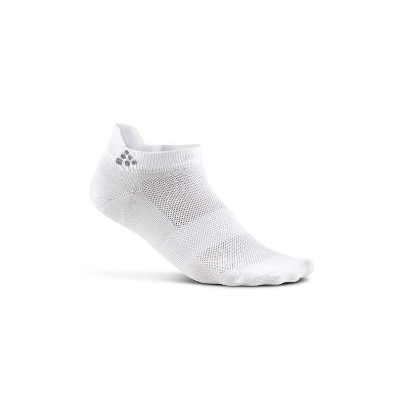 Greatness Shaftless 3-Pack Socks White