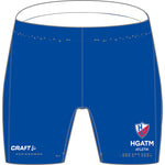 T&F Elite Custom Short Tights Men HGATM Atletik Blå