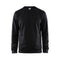 Leisure crewneck M, Black
