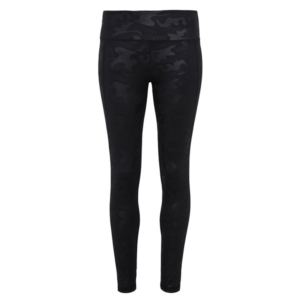 Performance Camo Leggings Full Length