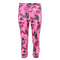 Corners Leggings 3/4 Length Pink