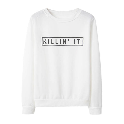 Killin' It Pullover Sweater